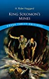King Solomon's Mines (Dover Thrift Editions)
