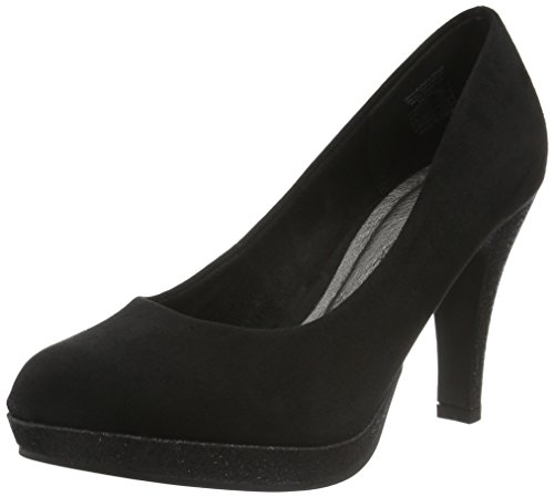 Jane Klain Women's Pumps Closed Toe Heels Black (000 Black) qieskO