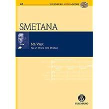 "Vltava, ""My Fatherland"" No. 2: Eulenburg Audio+Score Series"