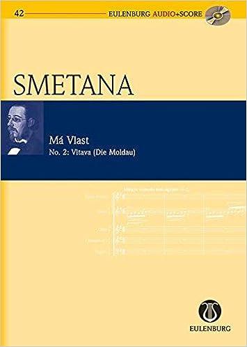 "Vltava, ""My Fatherland"" No. 2: Eulenburg Audio+Score Series Download"
