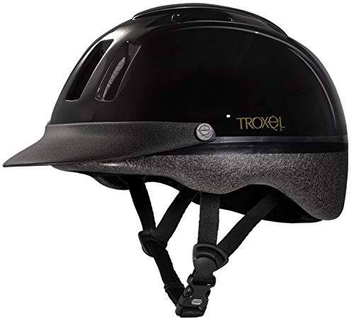 Troxel Sport Helmet, Black, Small