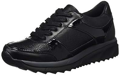 041350, Zapatillas para Mujer, Negro (Black), 37 EU BASS3D