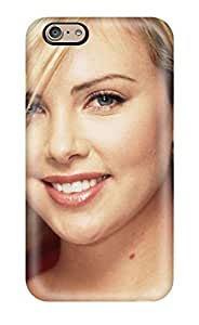 Awesome Design Charlize Theron 1080p Hard Case Cover For Iphone 6
