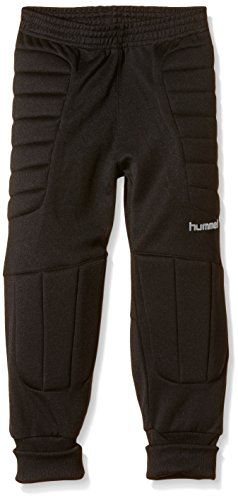 Hummel Jungen Torwarthose Classic, black, 140 / 152 ( 12 ), 31-198-2001_2001