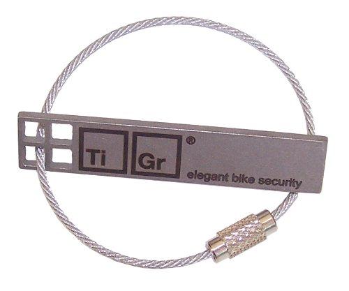TiGr Titanium Key Fob - Kickstarter Titanium