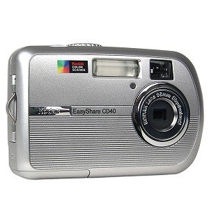 - Kodak EasyShare CD40 4 Megapixel Digital Camera
