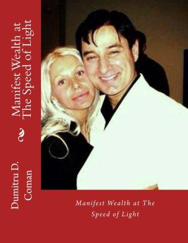 Manifest Wealth at The Speed of Light pdf epub
