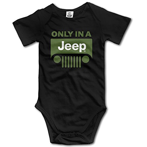 Only In Jeep Logo Toddler Baby Onesies Toddler Clothes