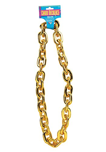 Forum Novelties Jumbo Gold Chain -