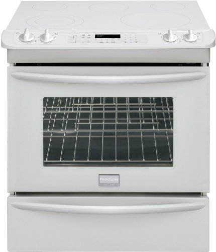 Frigidaire FGES3045KW Gallery Slide Electric