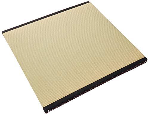 Oriental Furniture Good Best Simple Platform, Sobremesa Tatami cuadrado de 91 cm (3 pies) diseño japonés clásico, 91 por...