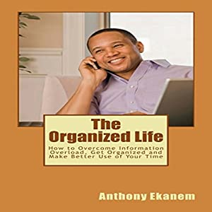 The Organized Life Audiobook