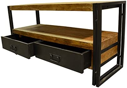Mueble para televisor cómoda de TVB board Black Bird de madera ...