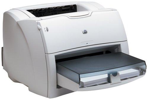 Der HP LaserJet 1300 kann in einer Minute bis zu 19 Seiten drucken.