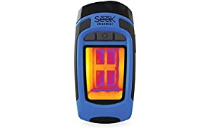Seek Thermal Reveal – Ruggedized, All-Purpose Thermal Imaging Camera , Blue  - RW-AAA