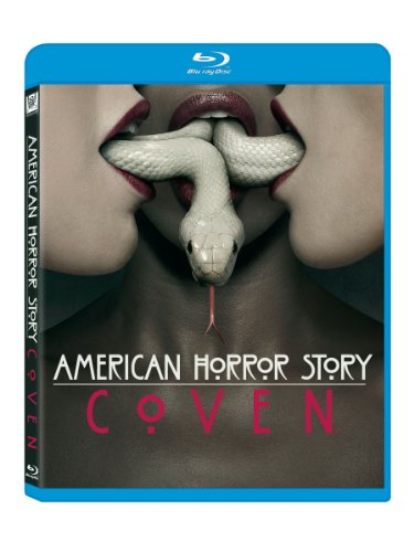 Blu-ray : American Horror Story: Coven: The Complete Third Season (Digital Theater System, AC-3, , 3 Pack, Widescreen)