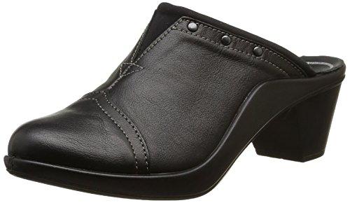 Romika Womens Mokassetta 271 Leather Sandals Black
