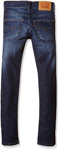 Levi's Kids Jungen Jeanshose PANT 510, Gr. 152 (Herstellergröße: 12A), Blau (INDIGO 46)