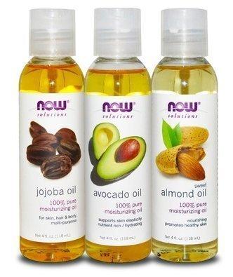 now-foods-variety-moisturizing-oils-sampler-sweet-almond-avocado-and-jojoba-oils-4oz-bottles-each