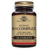 Solgar Ultimate B Plus C-Complex Tablets, 30 Count