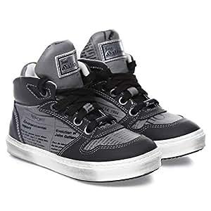 John Galliano 33745 Sneakers for Boys - 24 EU, Black