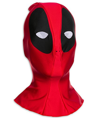 Nick Halloween Bumpers (Deadpool Marvel Mask)