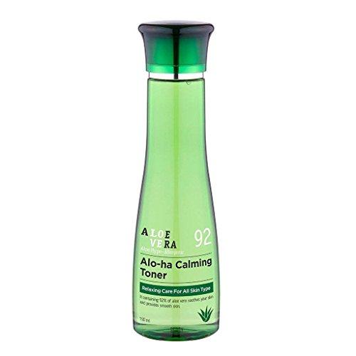 [REDDY] Aloe Vera Hypoallergenic Alo-ha Calming Toner 150ml, 92% Aloe Vera, Skin Soothing & Moisturizing ()