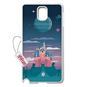 HFHFcase Customized Case for Samsung Galaxy Note3 N9000, Disneyland Samsung Galaxy Note3 N9000 Cover Case