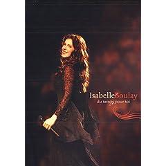 Isabelle Boulay : Du temps pour toi - DVD