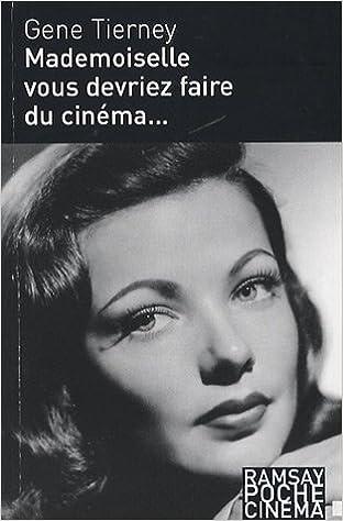 Mademoiselle, vous devriez faire du cinéma.