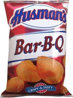 husman del Bbq patatas chips (42 – 1oz bolsas): Amazon.com ...