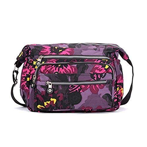 Tamaño School color Moontang De Fashion Tamaño Messenger Un Señoras 12 J76 Pattern Las Imprimieron Satchel Crossbody Mujeres Handbags 10 Shoulder S0wqaRS