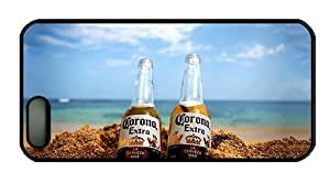 Hipster iphone 5 case personalize cases corona extra beer PC Black for Apple iPhone 5/5S