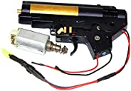 Airsoft Parts CYMA V2 Gearbox for M4 M16 Series Version 2 Rear Line with Torque Motor
