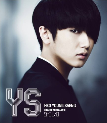 Heo Young Saeng - Solo (Asia - Import)