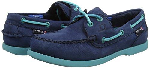 G2 Bleu II Chaussures Navy Chatham Turquoise Bateau 001 EU Femme Pippa ECqw67