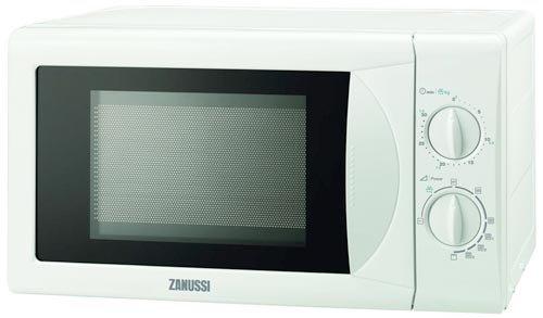 Zanussi ZFG20100WA - Microondas y grill, 20 l, 800 W: Amazon ...