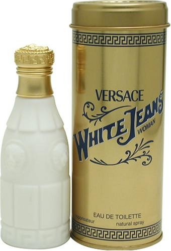 White Jeans By Gianni Versace For Women. Eau De Toilette Spr