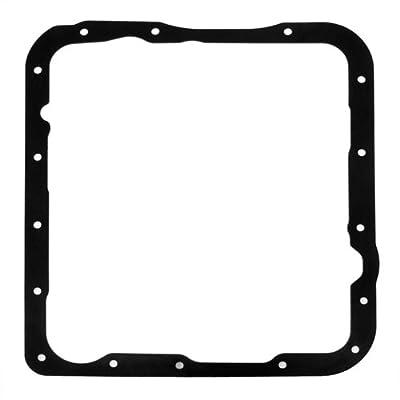 Compatible/Replacement for CHEVY/GM 700R4-4L60E-4L65E RUBBER TRANSMISSION PAN GASKET: Automotive