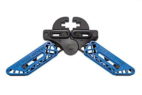 Pine Ridge Archery Kwik Stand Bow Support, Blue