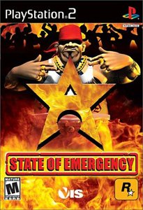 State of Emergency - PlayStation - Stores South Street Philadelphia