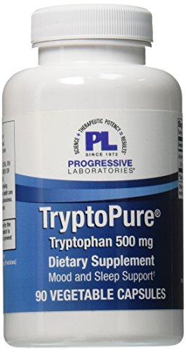 (Progressive Labs Tryptopure Supplement, 90 Count)