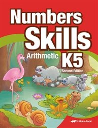 Numbers Skills K5 for sale  Delivered anywhere in USA