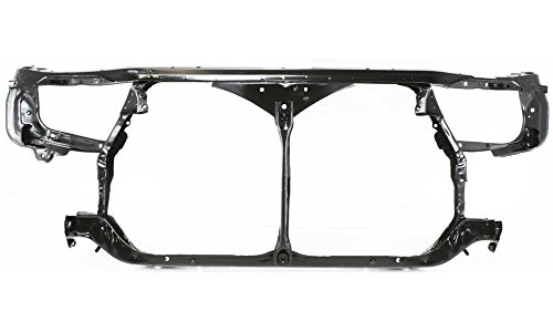 Evan-Fischer EVA17972011494 New Direct Fit Radiator Support for CAMRY 92-96 Assembly Black Steel Replaces Partslink# - 95 Radiator Toyota Camry 96