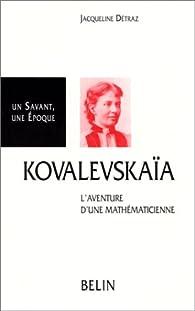 Sonia Kovalevskaïa, 1850-1891 par Sophie Kovalevskaïa