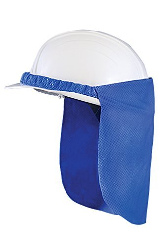 20PCK-Miracool PVA Cooling Neck Shade - BLUE by Occunomix