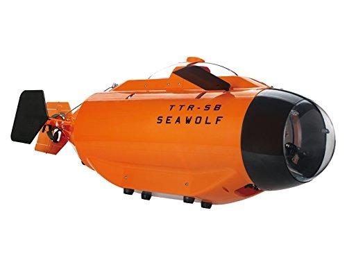 TTRobotix Thunder Tiger 5222-F03V Seawolf Sport Submarine 75mhz