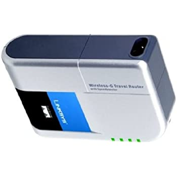 Wtr54gs wireless-g travel router with speedbooster user manual.