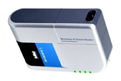 Amazon. Com: linksys wireless-g travel router with speedbooster.