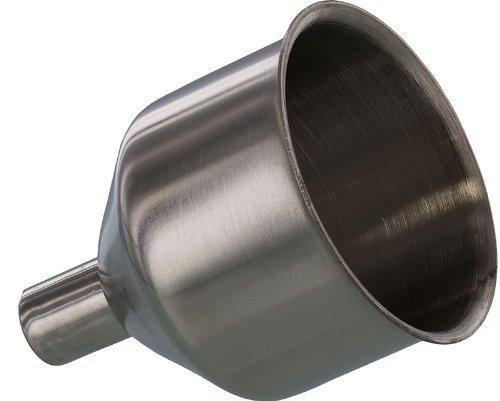 SE - Funnel - Stainless Steel, 1.5in., Garden, Lawn, Maintenance